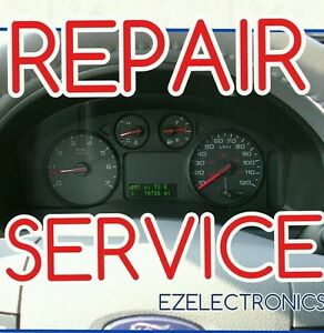 INSTRUMENT CLUSTER REPAIR SERVICE FOR 2004 TO 2007 FORD FREESTAR
