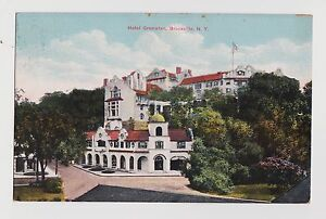 Image Is Loading Bronxville Ny The Gramatan Hotel Eastchester County Used