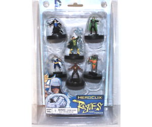 Heroclix-DC-Comics-The-Rogues-Fast-Forces-Pack-de-6-Figurines-2013-Wizkids-Neca