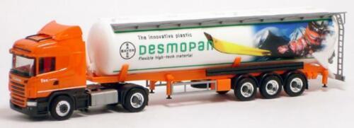 kippsilo-SZ vos bayer D Herpa camiones scania R highl//aerop