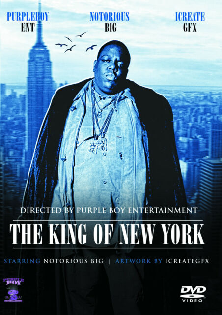 NOTORIOUS B.I.G MUSIC VIDEOS HIP HOP RAP DVD BIGGIE SMALLS 2PAC PUFF DADDY DIDDY