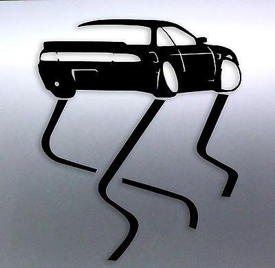 TORQUE Tacho Funny Car vinyl Sticker Unit Drift Race Talk Man Cave Fun Turbo