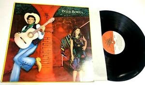 1st-Omonimo-Debut-S-T-By-Peter-Rowan-LP-Bluegrass-1978-Ex