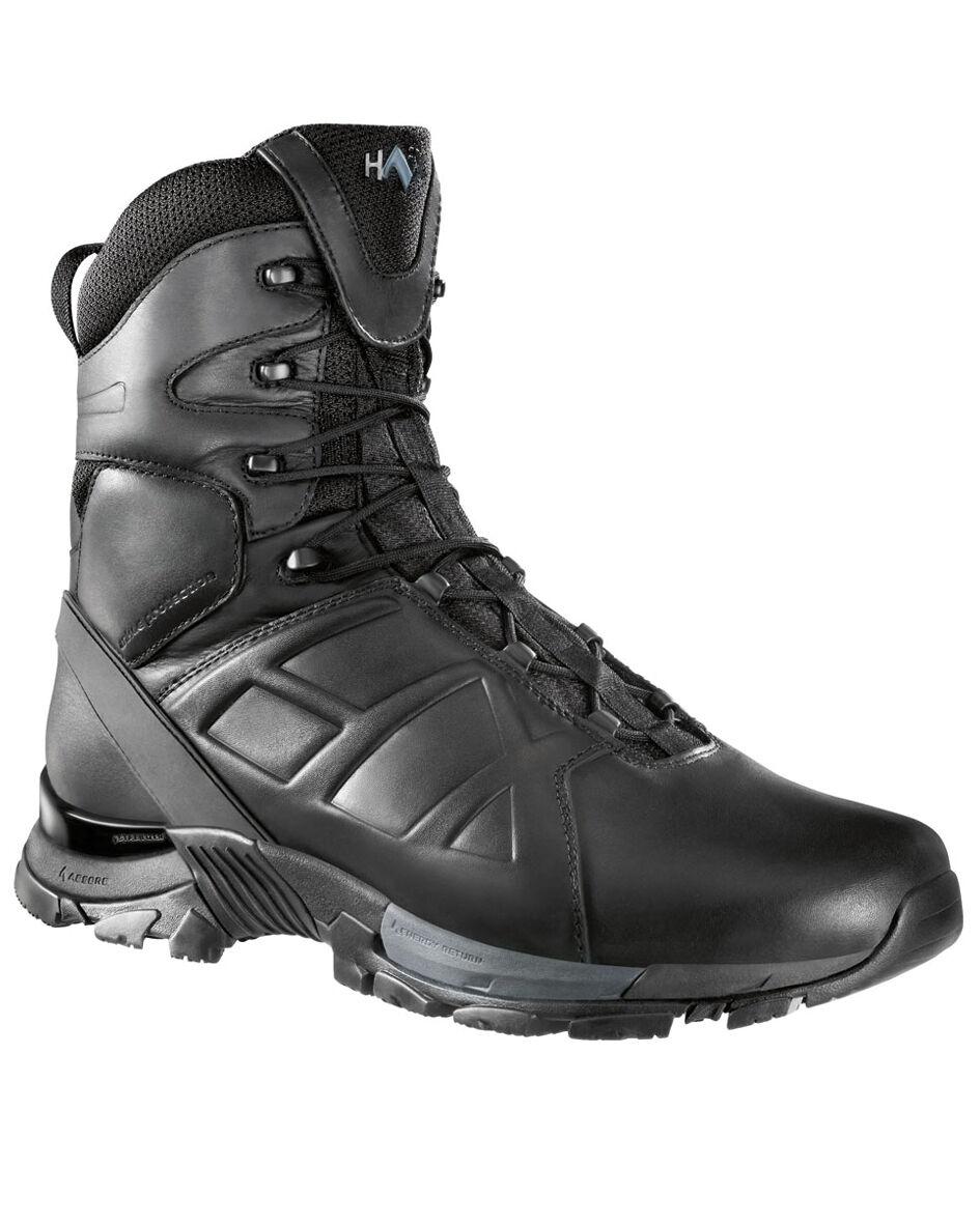 HAIX Negro Eagle Tactical 20 senderisml High botas botín de senderisml 20 uso de botas 39-47,5 19ee6c