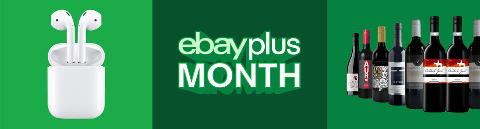 See all Offers - eBay Plus Month is Here