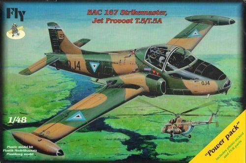 Fly 1 48 Bac 167 Strikemaster   Jet Provost T.5   T.5A  48016