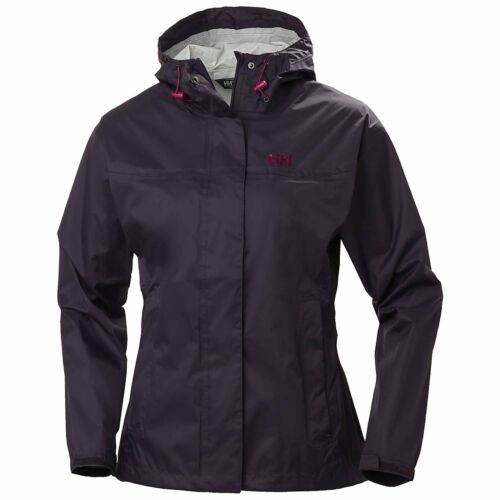 Helly Hansen Womens Loke Waterproof Jacket Nightshade