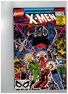 X-MEN-ANNUAL-Vol-1-14-1st-Printing-GAMBIT-1990-Marvel-Comics