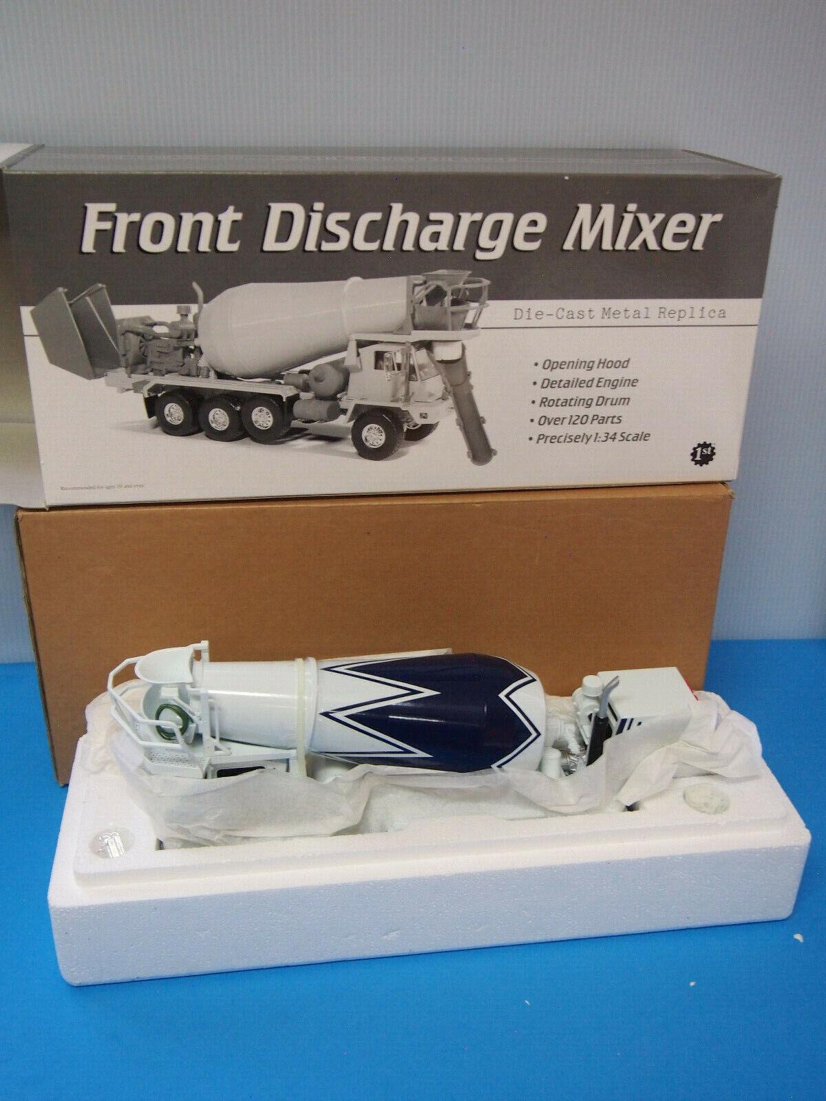 First Gear 19-2567 Front Discharge Mixer très difficile à trouver  au bord du lac  qualité garantie