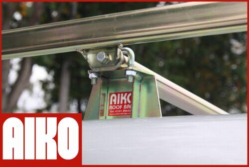 VRX625 Vivaro Trafic 2014 onwards LWB 5 bar roller roof rack bar set