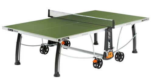 133616 CORNILLEAU Sport 300S Outdoor Weatherproof Table Tennis Table Green