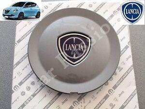 COPPETTA COPRIMOZZO LANCIA YPSILON 2011 ORIGINALE borchia cerchi 52007129