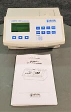 Hanna Instruments Hi 88713 Turbidity Meter With Power Supply Ac Adapter