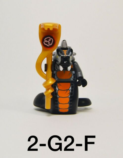 Lego Skalidor 9450 Ninjago Minifigure