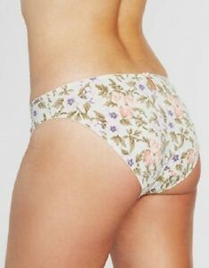 Charnos-Esme-mid-rise-brief-great-coverage-peppermint-floral-amp-lace-size-10
