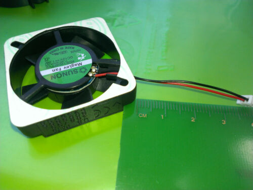 1 Pièce Ventilateur Sunon MagLev Fan KDE1204PFV2 12V 1.2W 40x40x10mm Vapo M8420