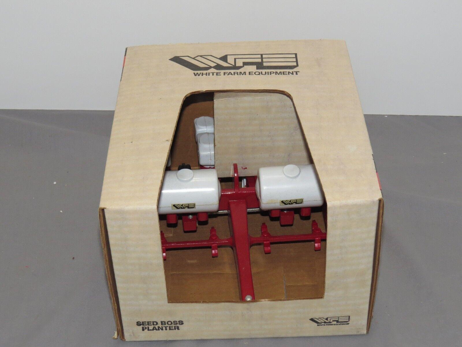 Blanc 5100 graines Boss JARDINIERE 1 16 moulé sous pression par scale models Neuf en boîte Comme neuf nice
