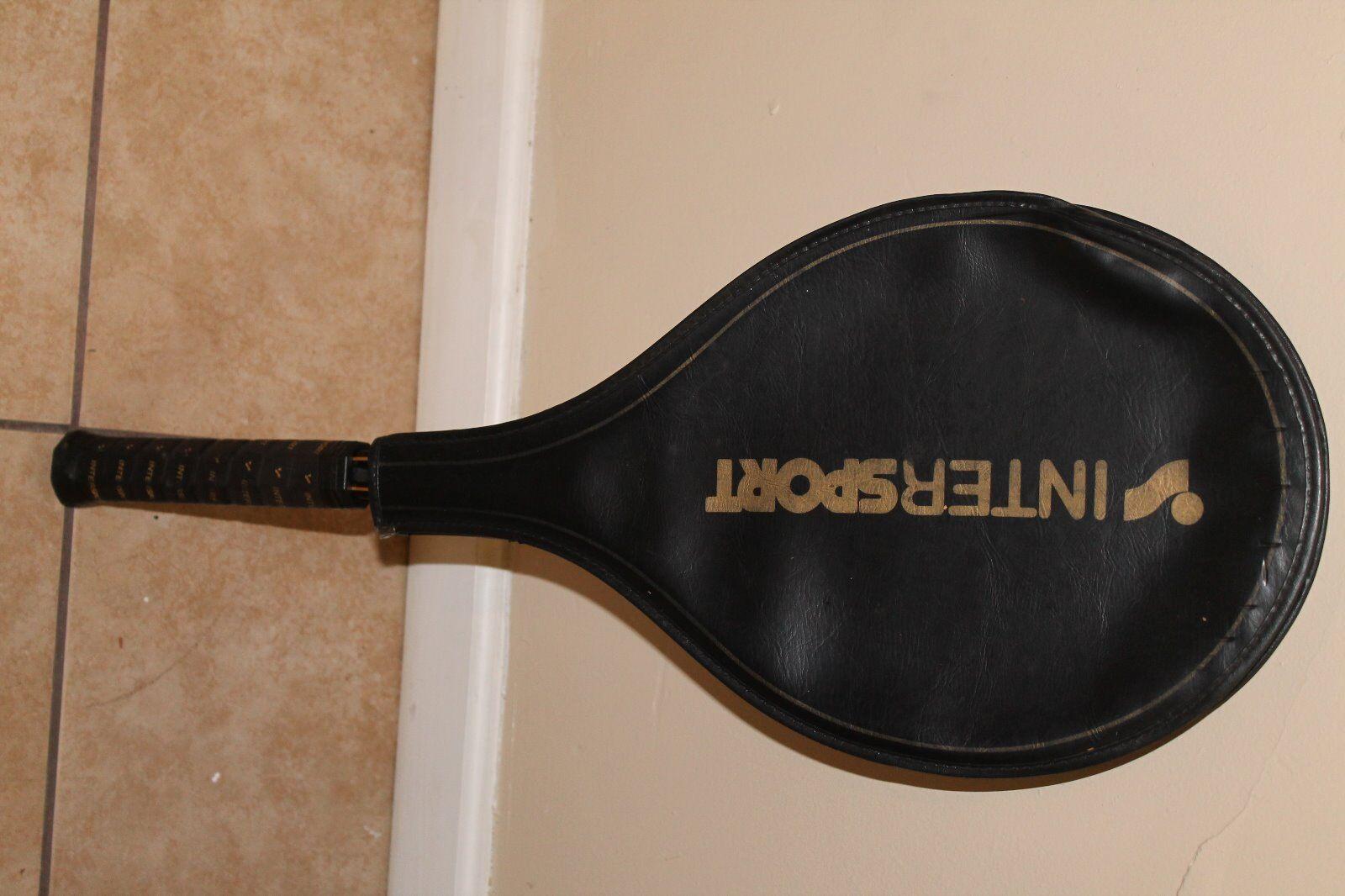 InterSport L3  4 3 8 L Tennis Racquet