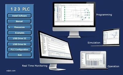 PLC Programmable Logic Controllers Software Professional Virtual Automation PC