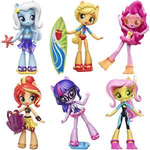 My Little Pony Equestria Girls Beach Collection Applejack Doll