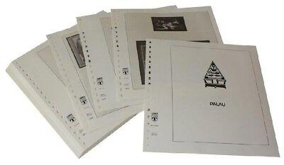 Lindner T Vordruckblätter T514/97 Palau Jahrgang 1997 Bis 1998 Perfekte Verarbeitung Briefmarken