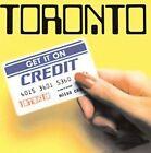 Get It on Credit [Bonus Tracks] by Toronto (CD, 2002, Solid Gold Records)