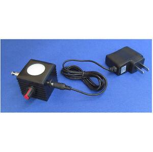 Adjustable-LED-Biological-MICROSCOPE-Illuminator-Plug-in-ALUMINUM-LIGHT
