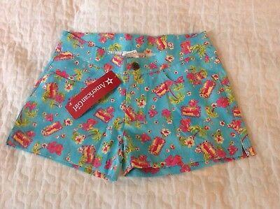 American Girl Pantaloni Corti Taglia 12 Anni-mostra Il Titolo Originale Per Produrre Un Effetto Verso Una Visione Chiara