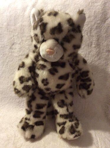 Build A Bear Sparkle Tiger Bear Plush Stuffed Animal Plush
