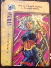 Marvel Overpower IQ Storm X-Men Leader X2 NrMint-Mint Card