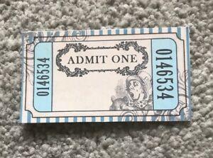 Alice-in-Wonderland-Tea-Party-papier-billets-anniversaire-jeton-de-mariage-faveur