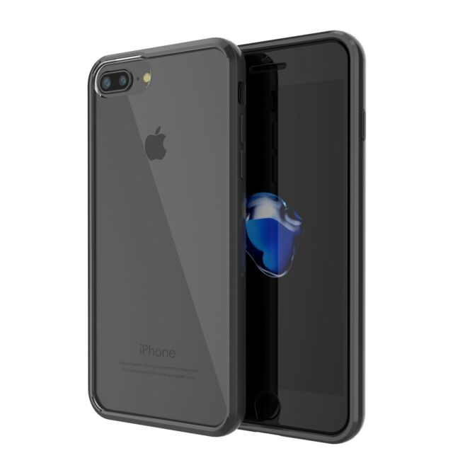 iPhone 7+ Plus Case Punkcase® LUCID 2.0 Series w  PUNK SHIELD Screen  Protector 199f6e4033