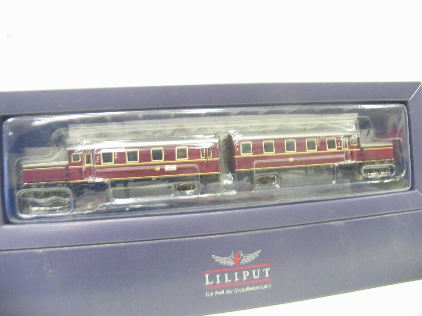 Liliput l133502 l133502 l133502 locomotora de baterías ETA ETA 180 dB wm810 rojo 4c0