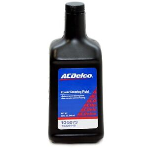 89021182-Original-GM-POWER-STEERING-FLUID-GM-ACDelco-DIVERSE-MODELLE-NEU