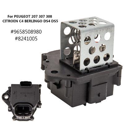 Fan Motor Resistor Citroen Berling C1 C4 Xsara Peugeot 107 206 307 Partnr 1308CL