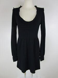 da lunghe lunga a 40 da in abito Milo maniche manica in maglia Di Nero donna maglia donna Jasmine 7BwqtTcWHg