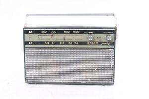 altes-Radio-Typ-Stern-Party-old-vintage-Sammler