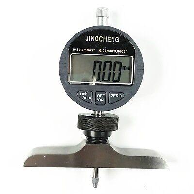NEW 1pcs LDC  Digital Dial Indicator 0-12.7mm 0.01mm Resolution
