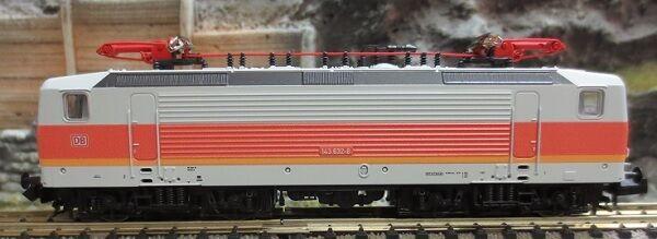 Fleischmann 734505-elektrolokomotive BR 143, DB AG Spur N nuovo