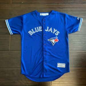 Majestic-MLB-Toronto-Blue-Jays-Josh-Donaldson-Youth-Large-Jersey-Away