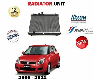 for suzuki swift 1 3 1 5 1 6 vvt 2005 2011 new radiator unit rh ebay co uk Suzuki Swift 2018 Suzuki SX4