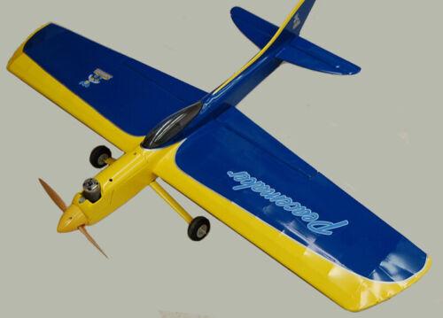 "MAN UC Model Airplane Plans : Peacemaker 46/"" Stunt .15-.29 by George Aldrich"