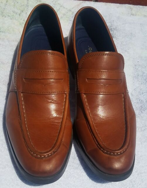01b3cb0c00c Cole Haan Men's Jefferson Grand OS Penny Loafer Shoes Size 9 C25080