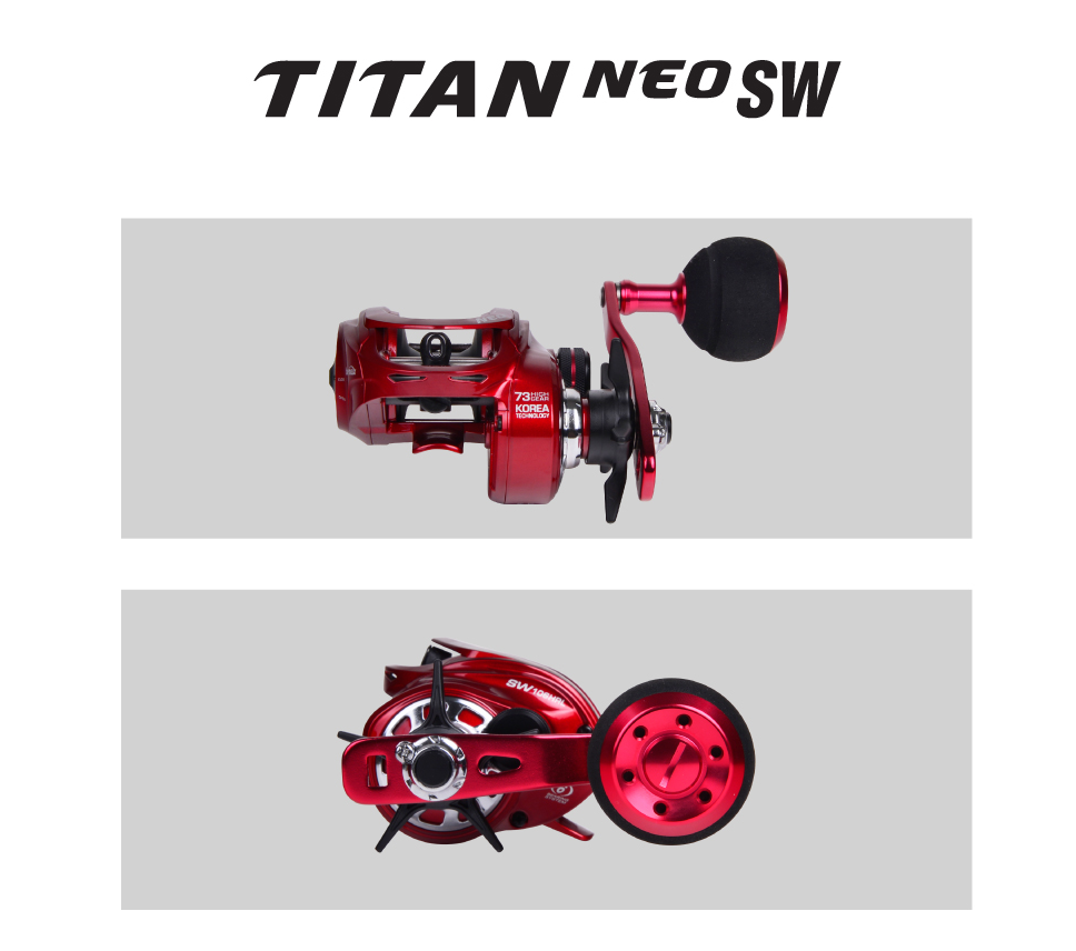 BANAX) TITAN NEO FOR SW 106R/106RL FOR NEO ALL ROUND LIGHT JIGGING Recommended 3675cd