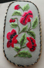 Russian hand fancywork  flowers  PIN  #54-55