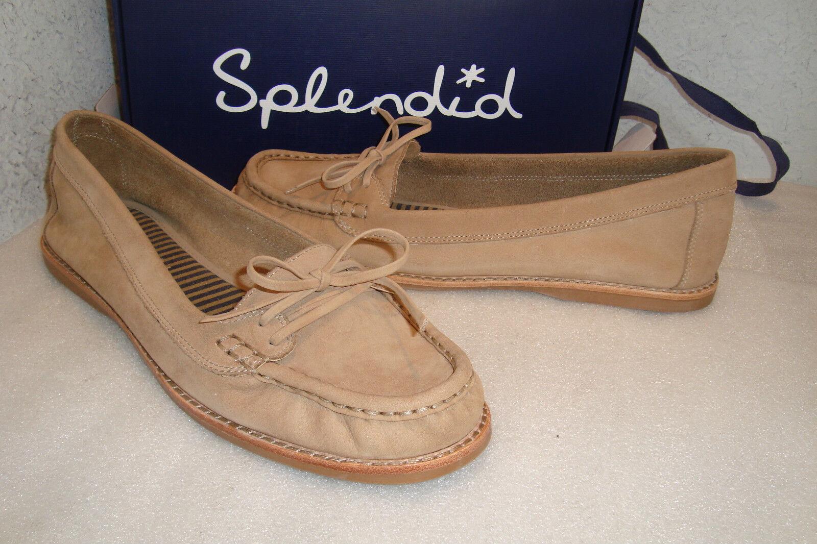 Splendid Footwear Damenschuhe NWB Breakwater Sand Casual Flats Schuhes 10 MED NEU