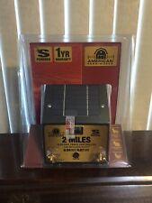 New American Farmworks Esp2mn Afw 2 Mile Solar Fence Energizer Controller