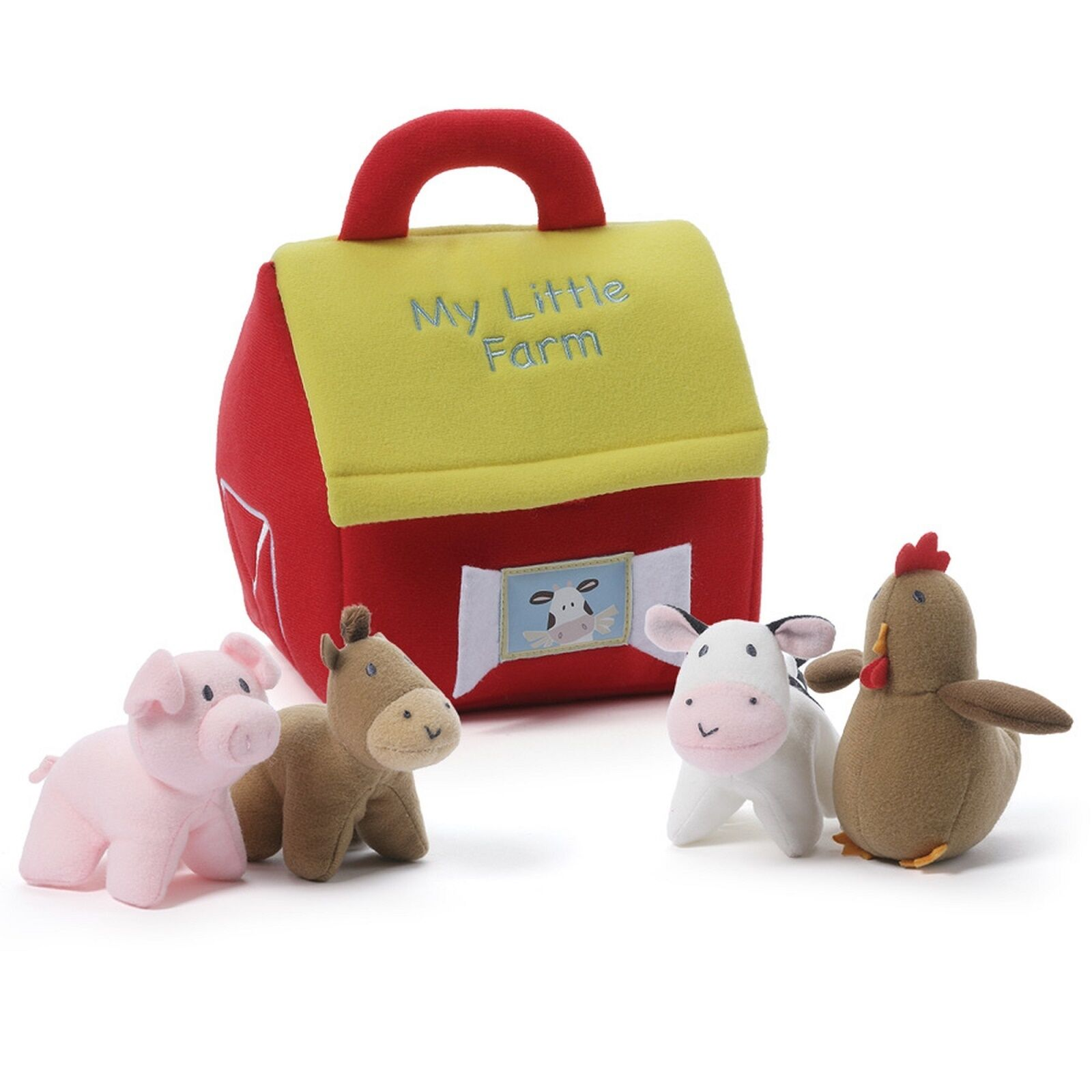 My Little Picnic Basket Playset CLOSE-OUT Baby Gund