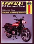 Kawasaki 750 Air-cooled Fours 1980-91 Owner's Workshop Manual by Pete Shoemark (Paperback, 1990)