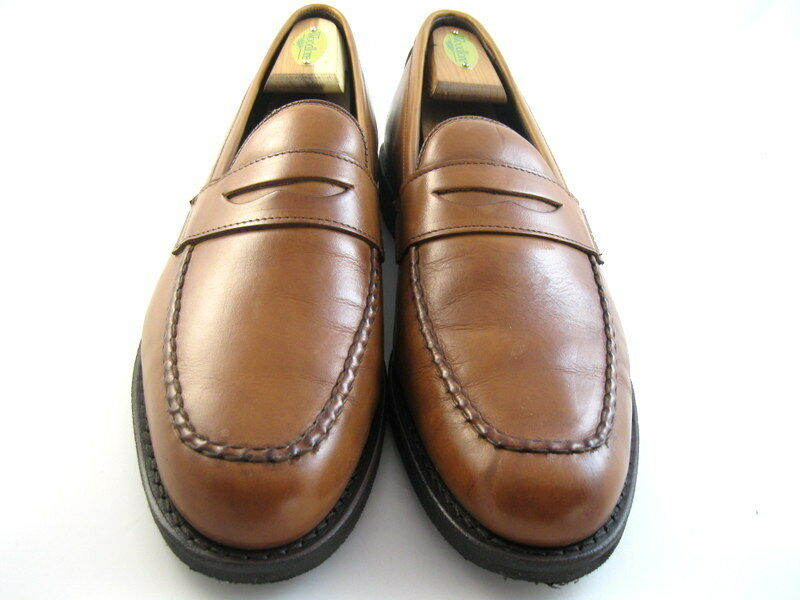 Allen Edmonds  SFO   Loafers 10.5 D Walnut   (687)